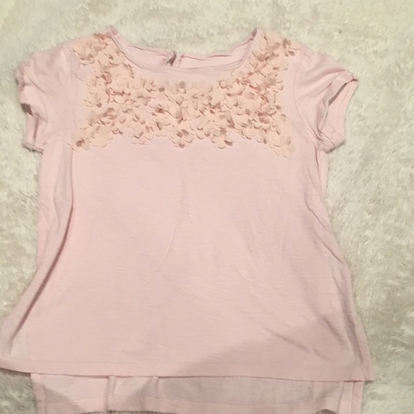 GAP Other - Pale pink flower tee